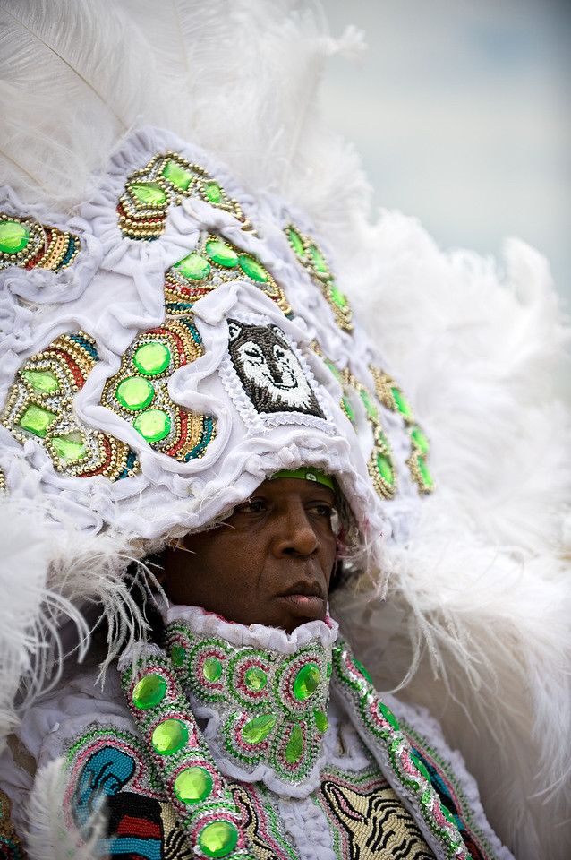 Mardi-gras indian
