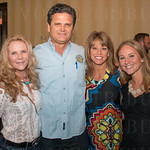 Event Chair Rhonda Jones, Greg and Tracy Gitschier and KCA Executive Director Shelby Russell.