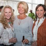 Rhonda Jones, Jodi James and Carol Browning.
