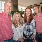 Breck and Rhonda Jones and Lindsey and Alex Carruthers.