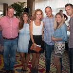 Tracy Haus, Brad and Jennifer Wilcox, Christina John, Greg Haus and Allison and Judd Wildman.