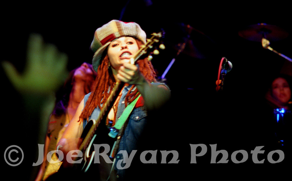 Linda Perry and the 4 Non Blondes<br /> June 15, 1993<br /> Theatre of the Living Arts, Philadelphia