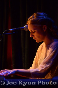 Agnes Obel @ the Tin Angel in Philadelphia, PA.   June 15, 2011