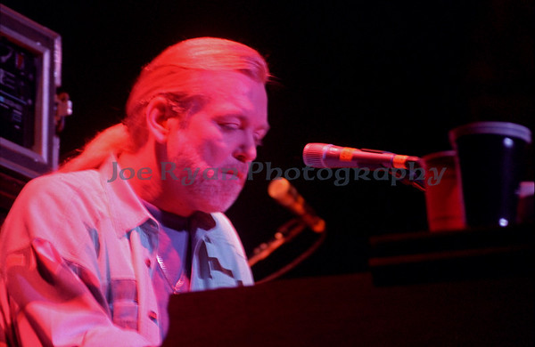Allman Brothers Band<br /> Mann Music Center, Philadelphia<br /> August 28, 1994