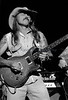 Dickey Betts with the Allman Brothers Band<br /> Mann Music Center, Philadelphia<br /> August 28, 1994