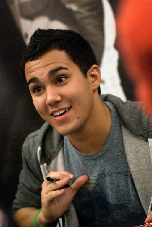 Big Time Rush<br /> CD signing @ Willowbrook Mall, NJ<br /> October 11, 2010