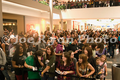 Big Time Rush  CD signing @ Willowbrook Mall, NJ   October 11, 2010