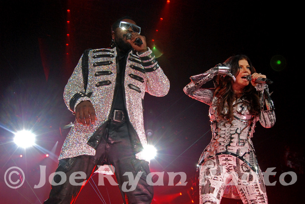 Black Eyed Peas<br /> Boardwalk Hall, Atlantic City, NJ<br /> August 7, 2010