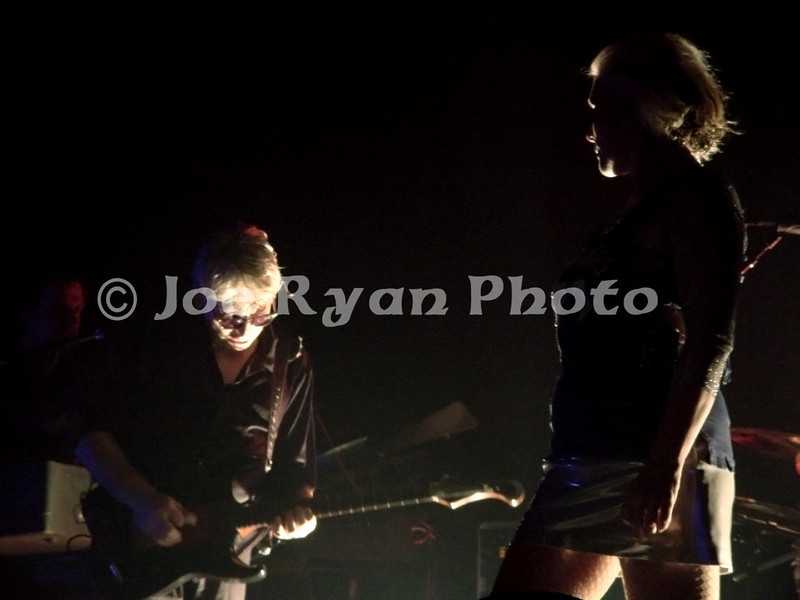 "Blondie<br /> ""Fade Away and Radiate""<br /> Roseland Ballroom, New York, NY<br /> November 23, 2002"