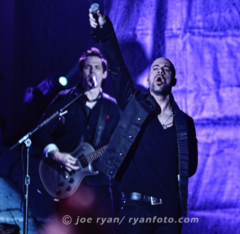 Daughtry<br /> Soverign Eagle Arena/ Reading, PA<br /> March 21, 2012