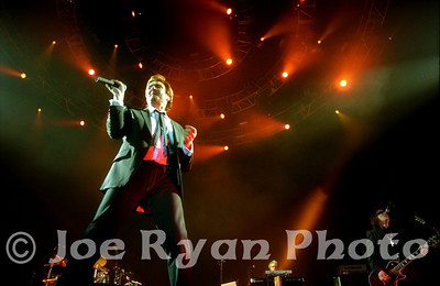 Simon LeBon of Duran Duran Philadelphia Spectrum April 2, 2005