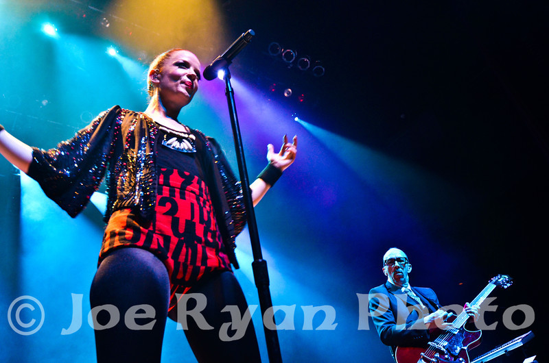 Garbage <br /> House of Blues/ Atlantic City, NJ <br /> May 25, 2012