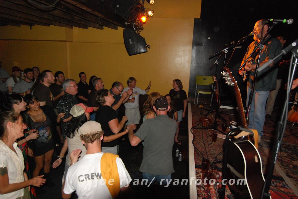 The Gourds<br /> North Star Bar- Philadelphia, PA<br /> September 20, 2010