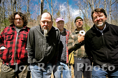 "The Gourds in Woodstock, NY  Official promo photo & Insert photo to the album, ""OLD MAD JOY"" March 26, 2011"