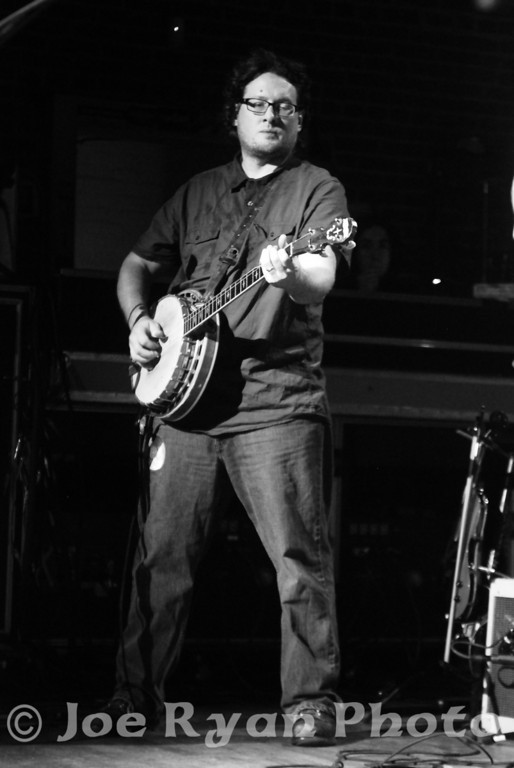 Max Johnston of The Gourds<br /> State Theatre, Falls Church, VA<br /> September 17, 2010