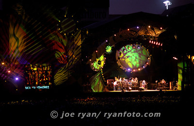 "Grateful Dead ""Tennesee Jedd"" Soldier Field, Chicago July 8, 1995"