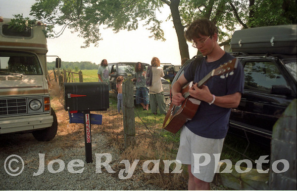 Deer Creek Music Center<br /> Noblesville, IN<br /> July 3, 1995