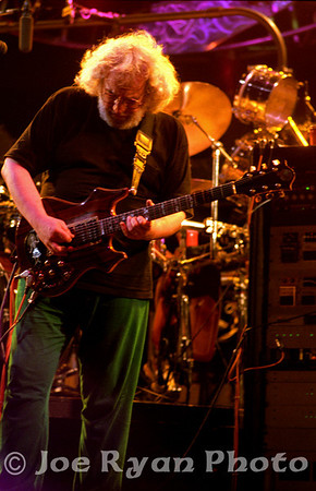 Jerry Garcia Grateful Dead August 4, 1994 Giants Stadium