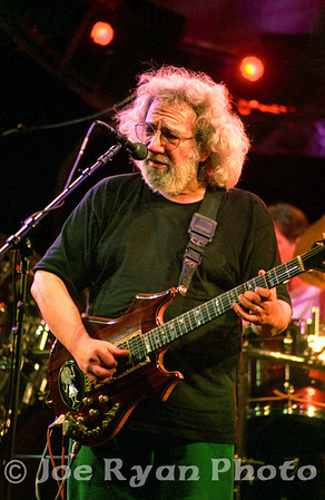 "Jerry Garcia of the Grateful Dead ""Jack-a-Roe"" August 4, 1994 Giants Stadium"