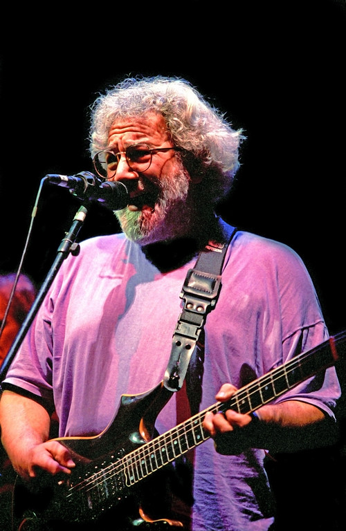 """Jerry Garcia Band<br /> """"How Sweet it is""""<br /> Madison Square Garden<br /> November 12, 1993"""