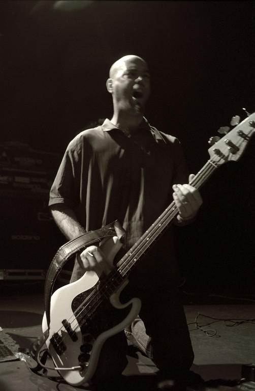 Tom McKay of Joydrop<br /> Theatre of the Living Arts, Philadelphia <br /> January 27, 2000