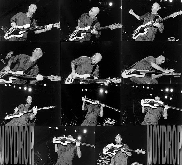 Tom McKay collage<br /> Joydrop<br /> Theatre of the Living Arts<br /> Philadelphia 2000