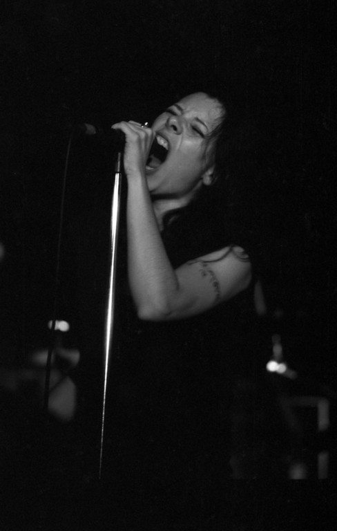 Joydrop performing at the Saint in Asbury Park, NJ<br /> June 1999
