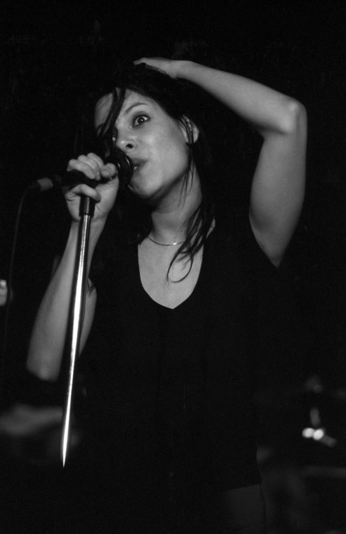 Joydrop performing at the Saint in Asbury Park, NJ<br /> June 1999