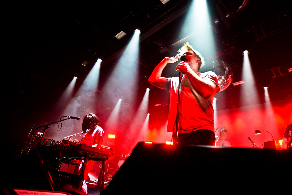 LCD Soundsystem - 12/6/17 - Philadelphia