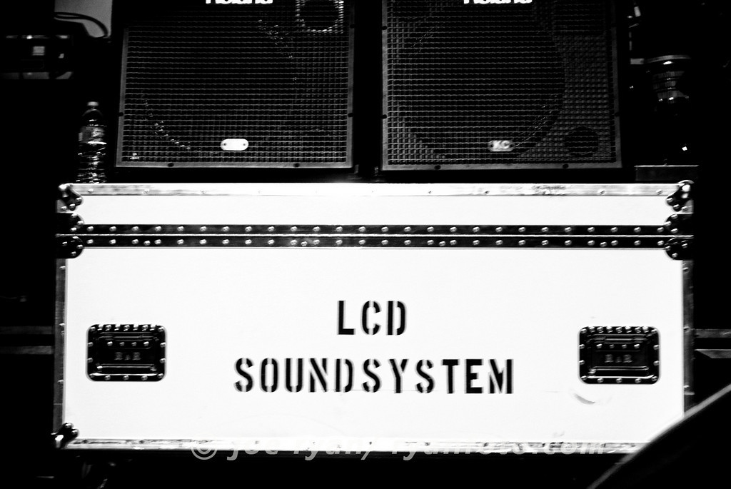 LCD Soundsystem<br /> Terminal 5<br /> New York, NY<br /> May 23, 2010
