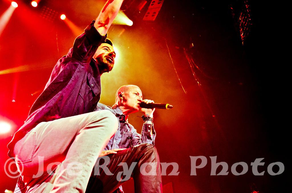 Linkin Park<br /> Susquehanna Bank Center | Camden, NJ<br /> August 17, 2012