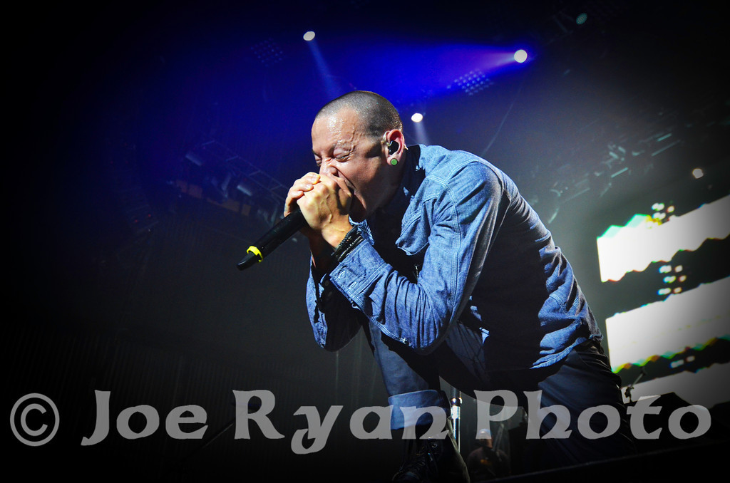 Linkin Park<br /> Susquehanna Bank Center | Camden, NJ<br /> August 17, 2012