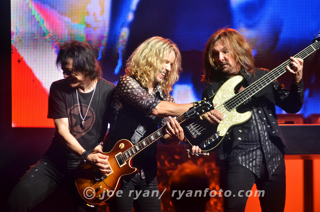 Styx<br /> Borgata Event Center, Atlantic City, NJ<br /> July 1, 2012