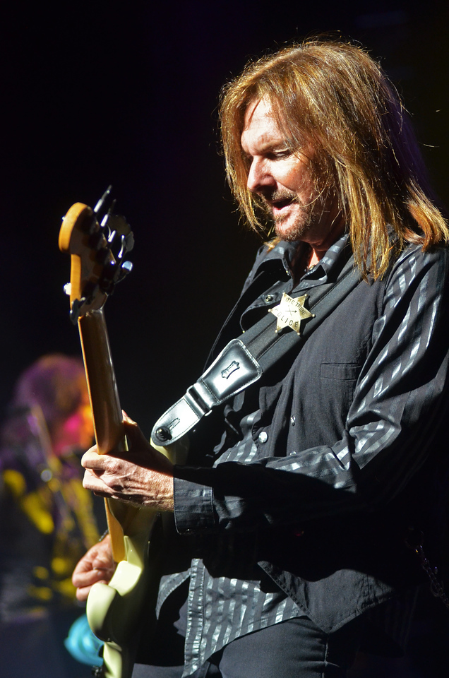 Ricky Phillips of Styx<br /> Borgata Event Center, Atlantic City, NJ<br /> July 1, 2012