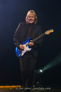James Young of Styx Borgata Event Center, Atlantic City, NJ July 1, 2012