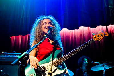 Tal Wilkenfeld Ardmore Music Hall - Ardmore, PA March 5, 2016 © Joe Ryan
