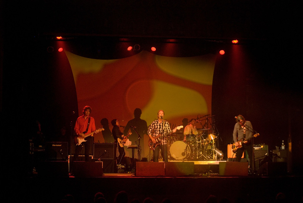 The Church performing at the Trocadero Theatre, Philadelphia, PA<br /> February 15, 2011