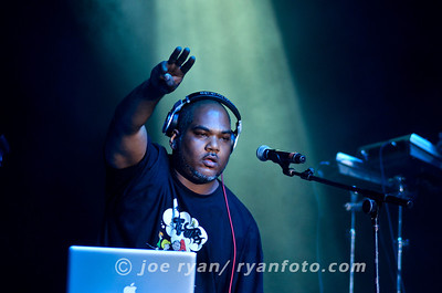 De La Soul Roots Picnic Festival | Philadelphia June 2, 2012