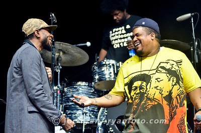 Mos Def and Del La Soul Roots Picnic Festival | Philadelphia June 2, 2012
