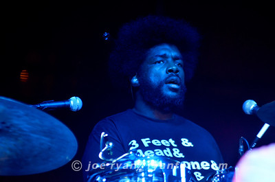 Questlove of The Roots Roots Picnic Festival | Philadelphia June 2, 2012