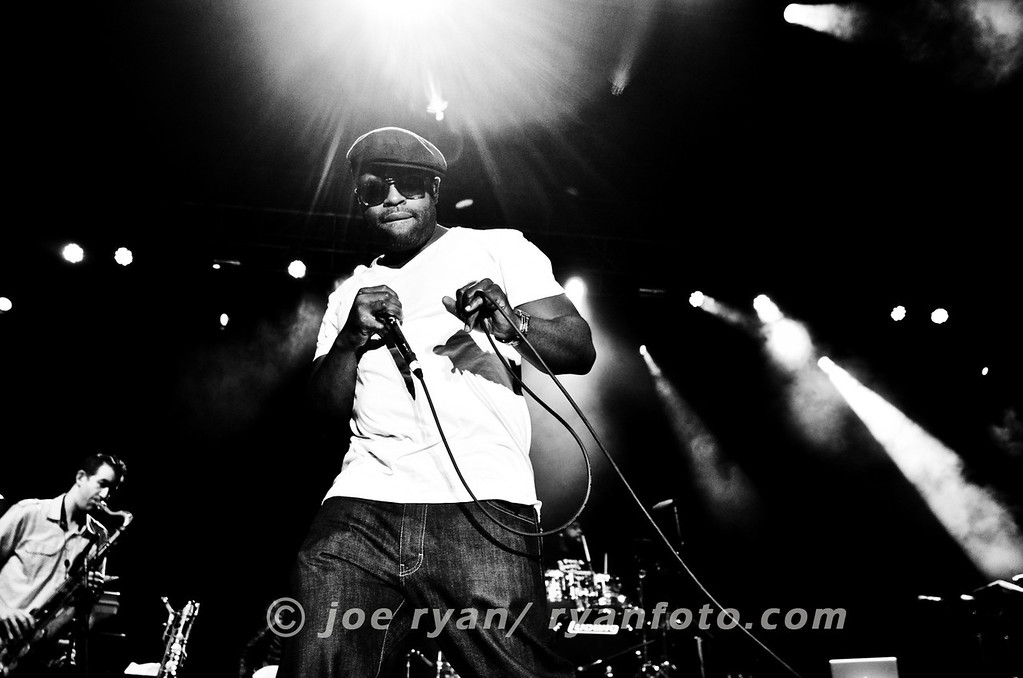Black Thought of The Roots<br /> Roots Picnic Festival | Philadelphia<br /> June 2, 2012