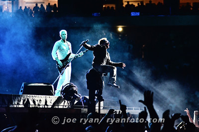 U2  Lincoln Financial Field, Philadelphia, PA July 14, 2011