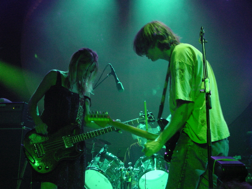 Sonic Youth<br /> The Ramones Tribute<br /> New York, NY<br /> October 8, 2004