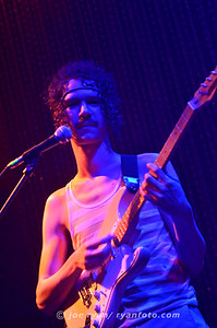 Darwin Deez performing at Johnny Brenda's  Philadelphia, PA July 12, 2011