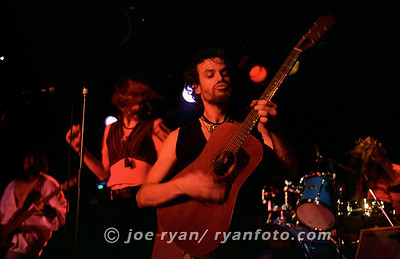Rusted Root Tramps, New York City December 18, 1994