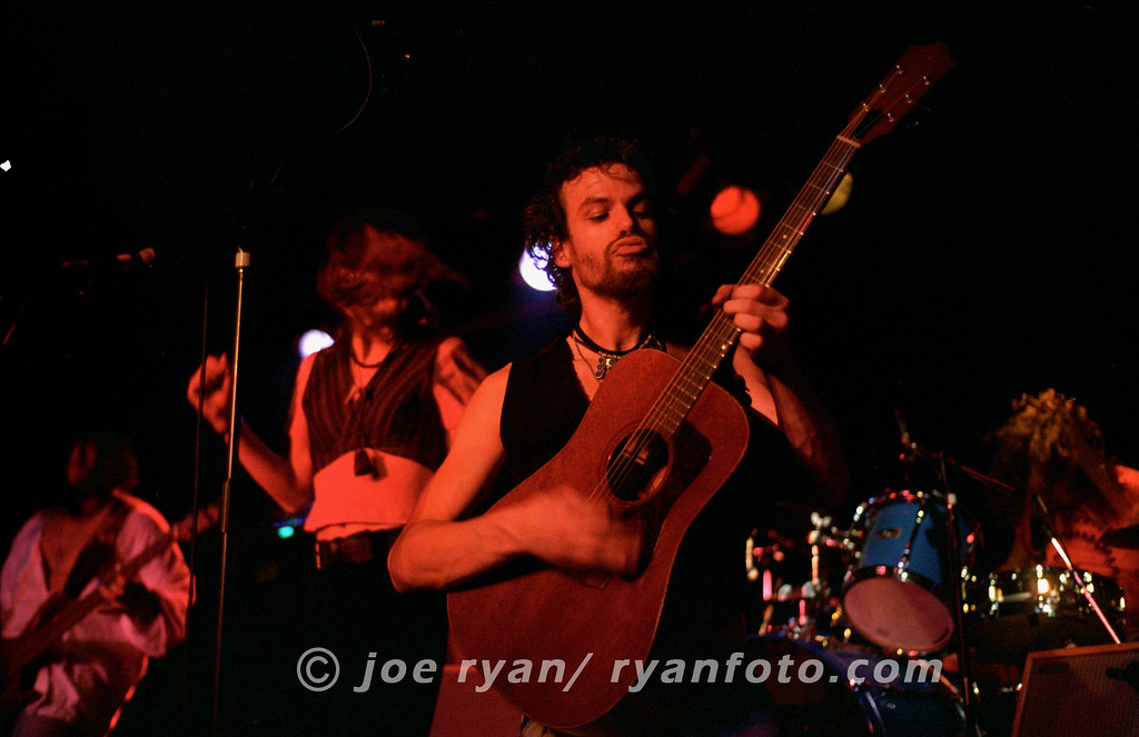 Rusted Root<br /> Tramps, New York City<br /> December 18, 1994