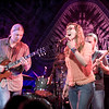 Derek Trucks performs with a special guest, his wife Susan Tedeschi, at the 2009 Wanee Festival in Live Oak, Florida