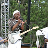 Buddy Guy performing at the 2009 Wanee Festival in Live Oak, Florida