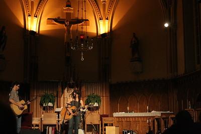 Catherine Durand Église St-Joseph 22-11-07