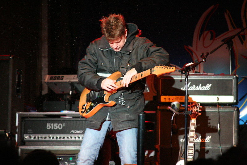 Eric Lapointe Festival  Lumiere 22-02-07